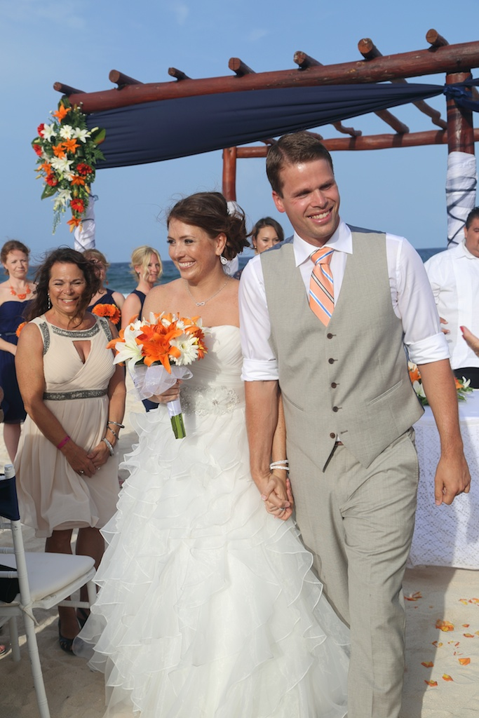 Wedding at GBP Tulum - June 2014