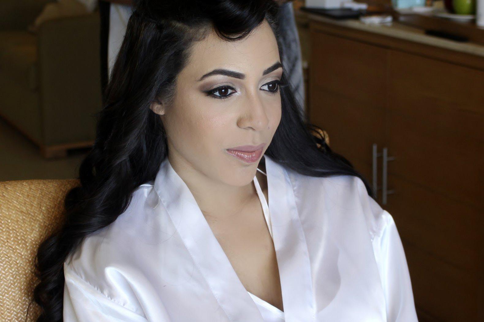 Bridal Makeup by Tania Tangle
