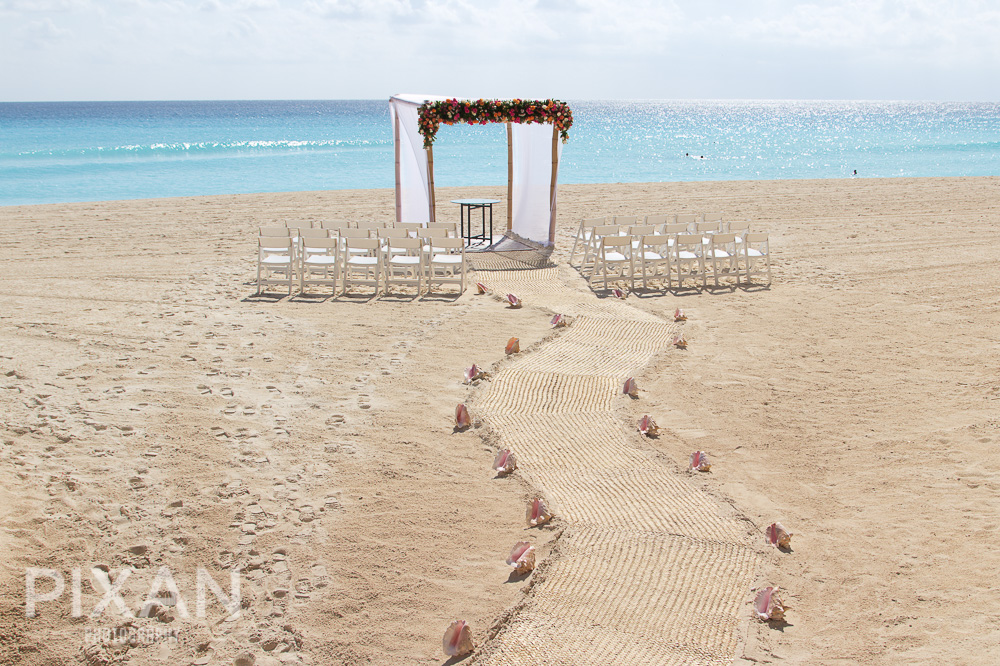 The Ritz-Carlton   Cancun   Mexican wedding venues and set-ups  