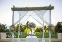 Live Aqua wedding setups l1066597