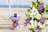 Dreams Los cabos wedding set ups 12 3034953087 O