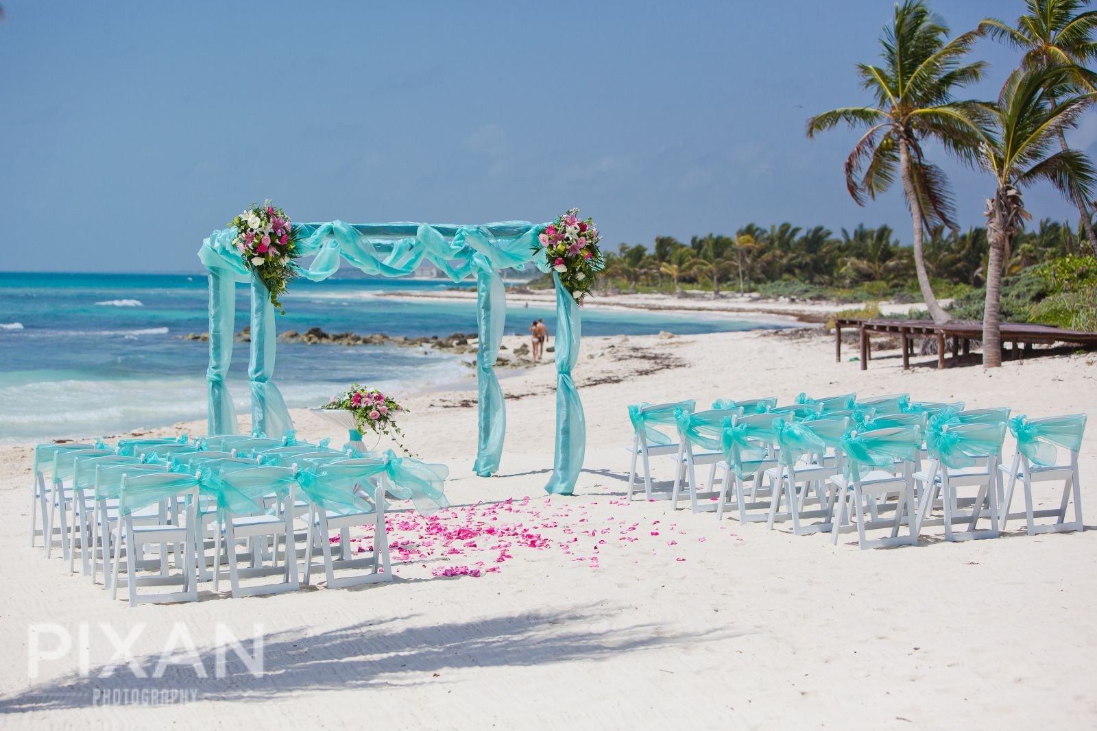 Dreams Tulum Wedding venues and setups  15