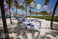 Dreams Tulum Wedding venues and setups  34