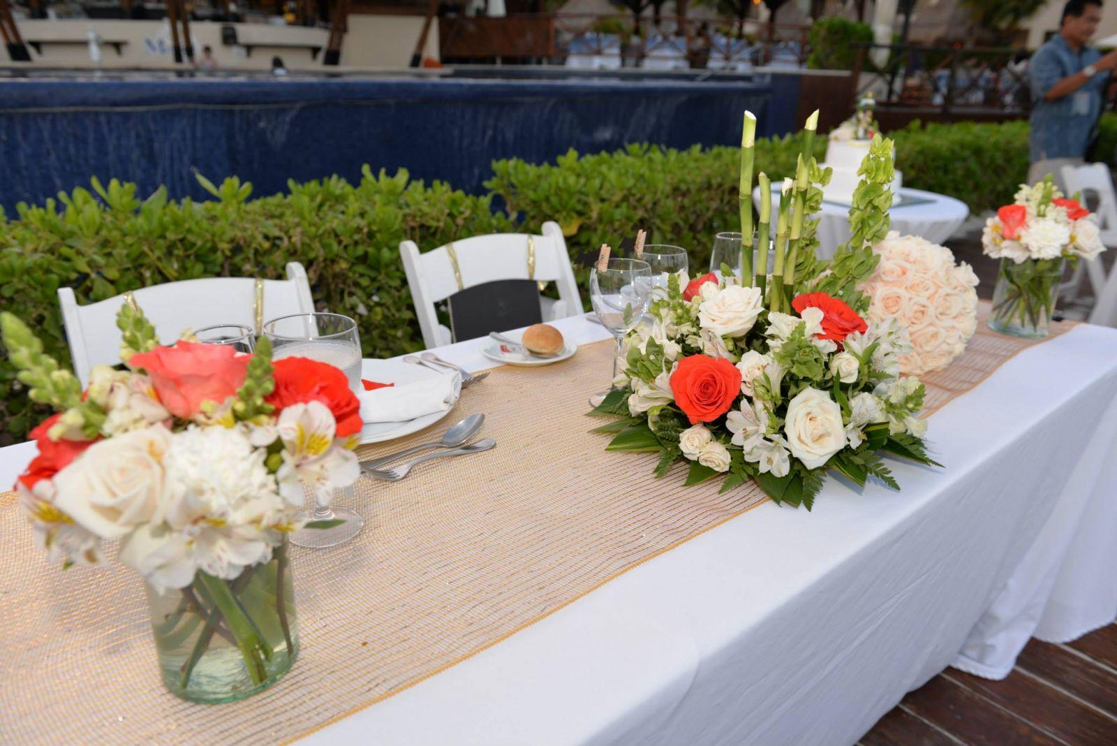 Wedding @ Dreams Riviera Cancun
