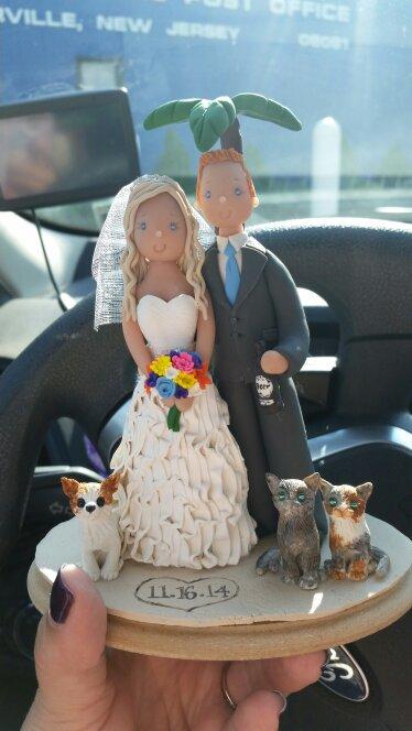 Nicki and John's Wedding Planning