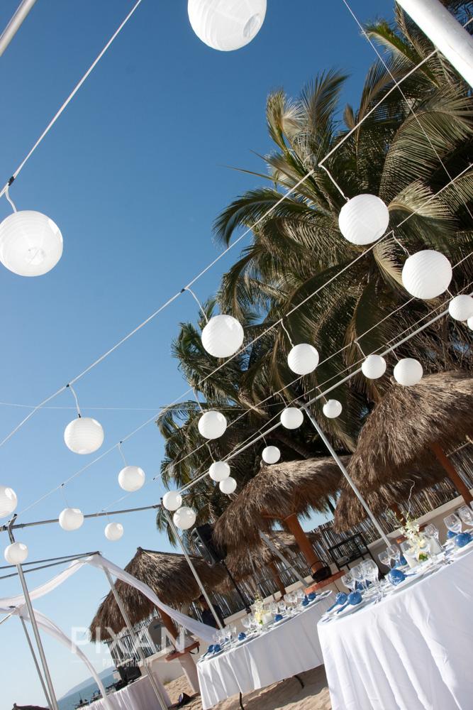 Dreams Villamag | Puerto Vallarta | Mexican wedding venues and set-ups |