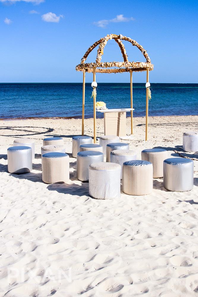 Moon Palace   Cancun   Mexican wedding venues and set-ups  