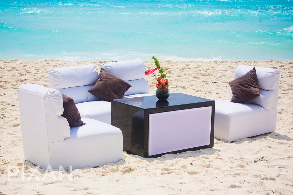 Riu Palace Riviera  Maya wedding venues and setups 142013