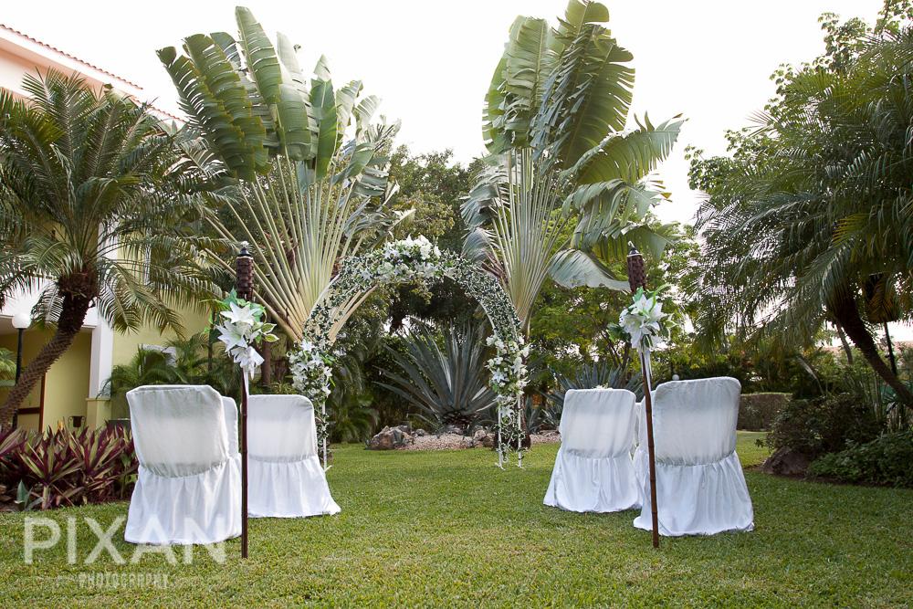 Riu Playacar | Playacar | Mexican wedding venues and setups |