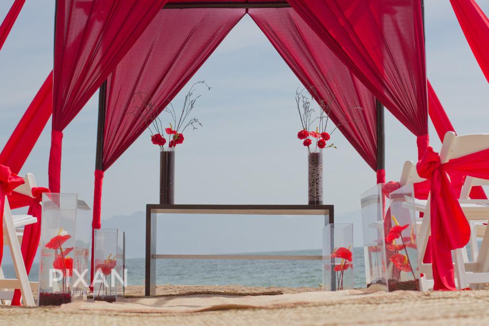 Secrets Vallarta Bay   Puerto Vallarta   Mexican wedding venues and setups  