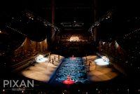Xcaret Mexico wedding venues and setups 52013