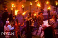Xcaret Mexico wedding venues and setups 72013