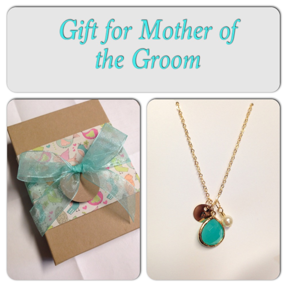 Mother of the Groom gift -