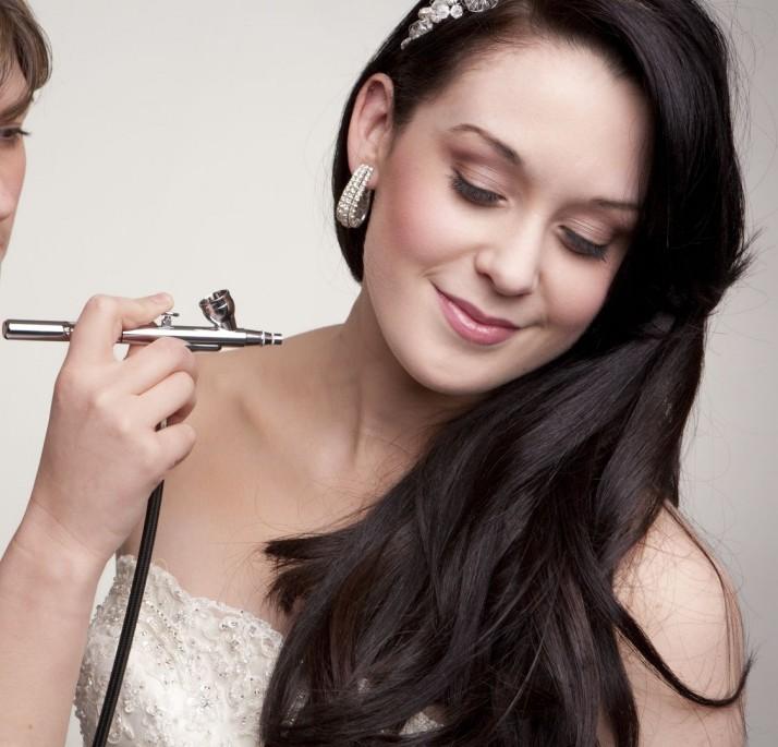Why airbrushing?