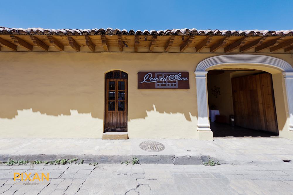 Casa del Alma   San Cristóbal   Mexican wedding venues and setups  