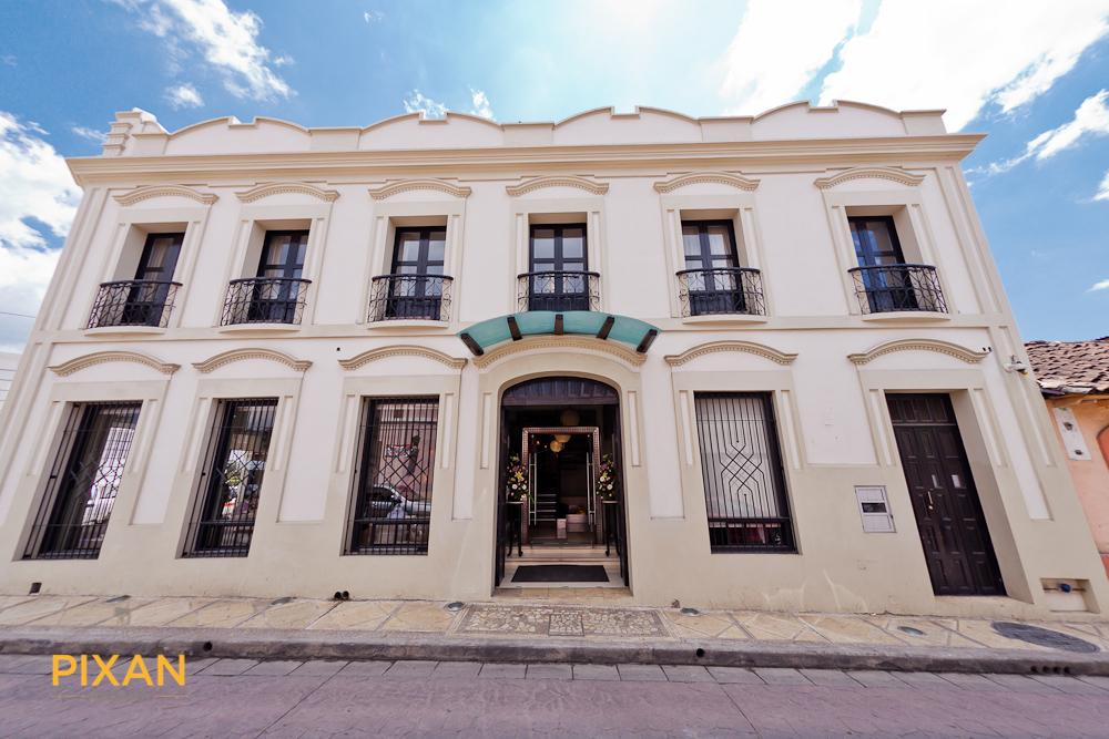 Hotel Ciudad Real | San Cristóbal | Mexican wedding venues |