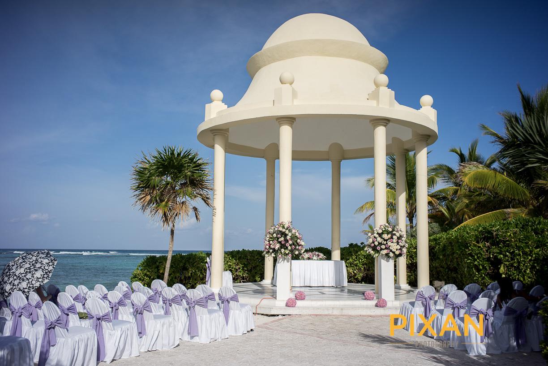 Grand Palladium l Mexican wedding venues  dsc01465