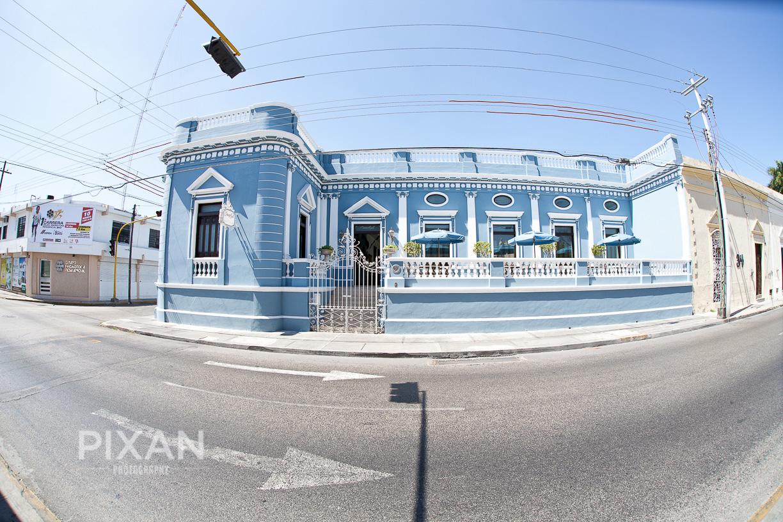 Casa Azul   Merida   Mexican wedding venues