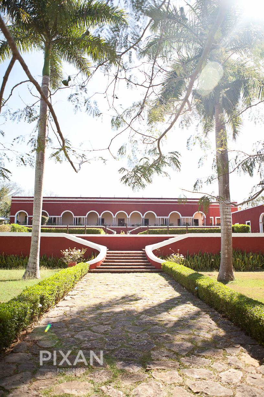Hacienda Temozon   Merida   Mexican wedding venues