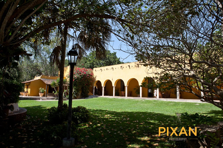 La Hacienda Misné   Merida   Mexican wedding venues  