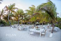Mexican wedding venues and setups | Playa Secreto  MG 0232 3280359189 O