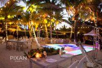Mexican wedding venues and setups | Playa Secreto IMG 2040 3280523539 O