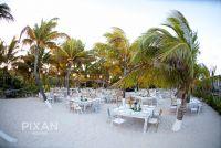 Mexican wedding venues and setups | Playa Secreto MG 0237 3280361438 O