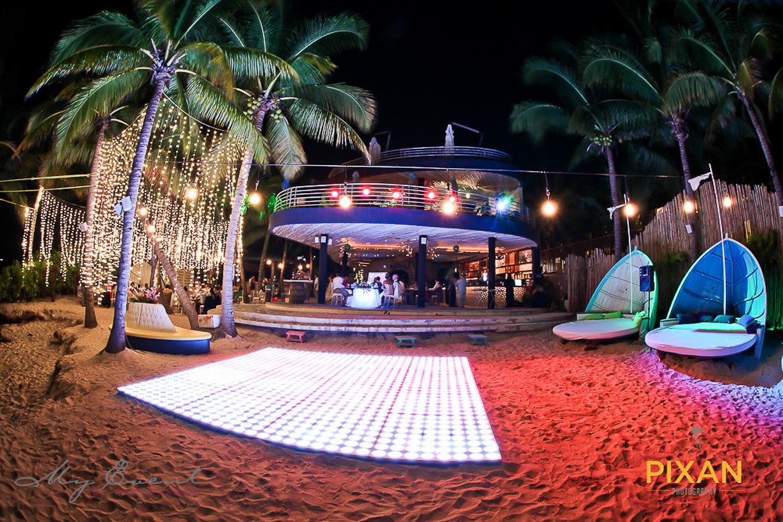 Canibal Royal | Playa Del Carmen | Mexican wedding venues