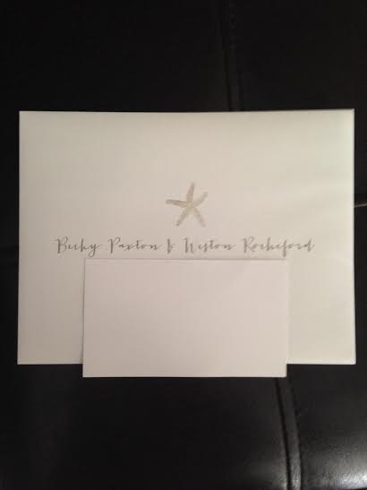 Front of the Envelope