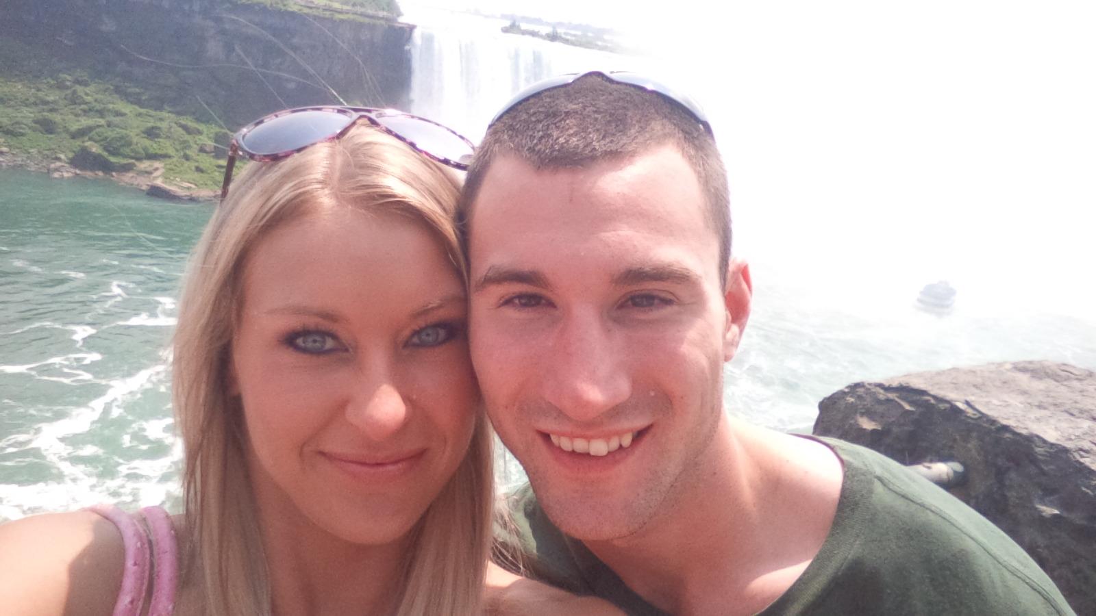 Niagara Falls - Engagement weekend!