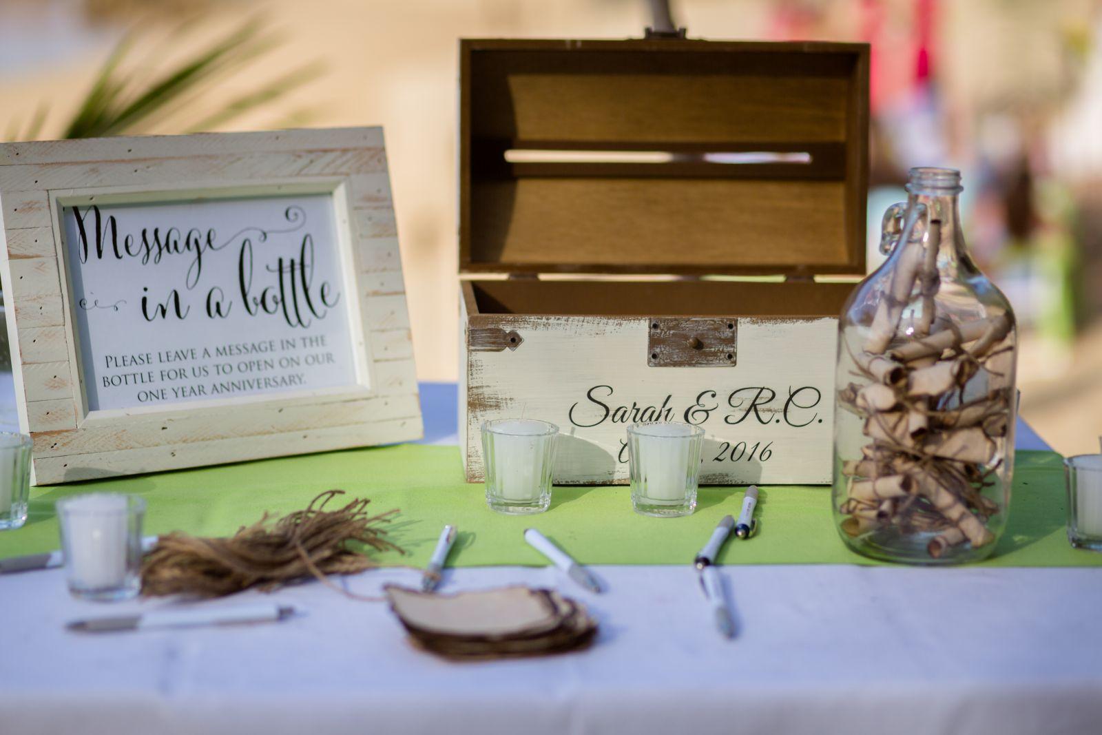 Wedding Venues Guestbook Ideas Message