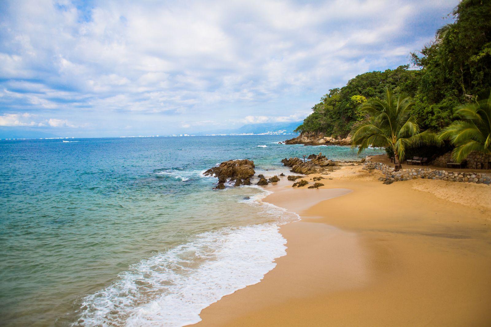 Private Beach Caletas