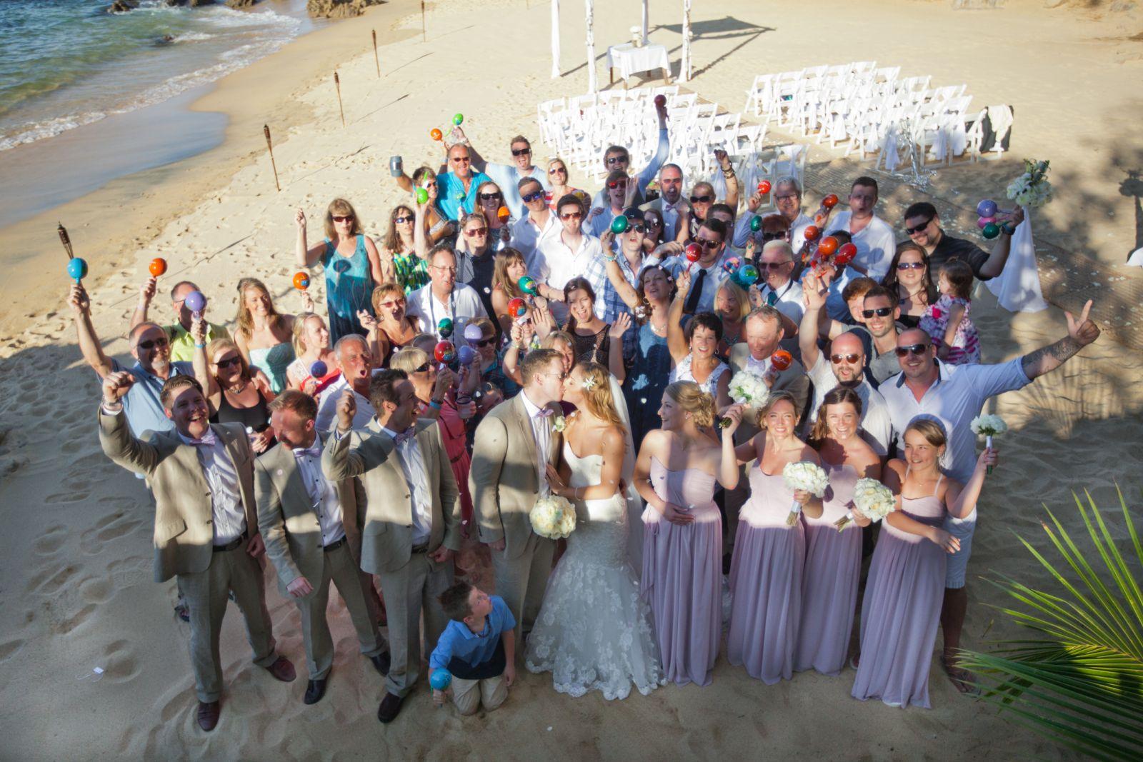 Las Caletas - Adventure Weddings