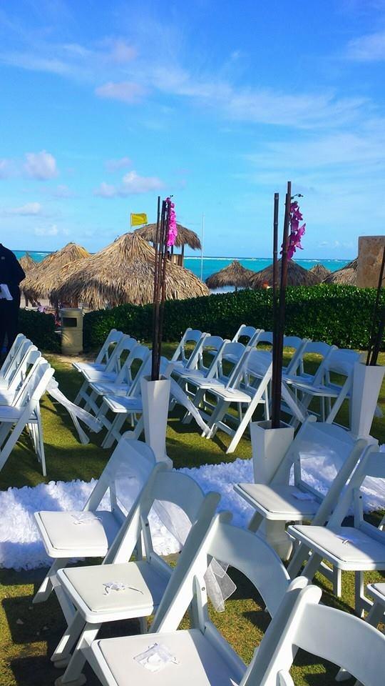 Paradisus Punta Cana Wedding