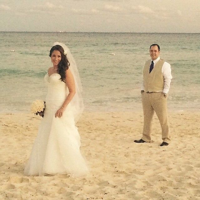 Some Wedding Pictures (with camera phone)