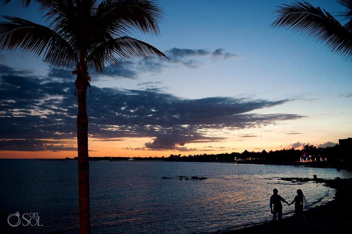 Sunsets in Cancun and Riviera Maya