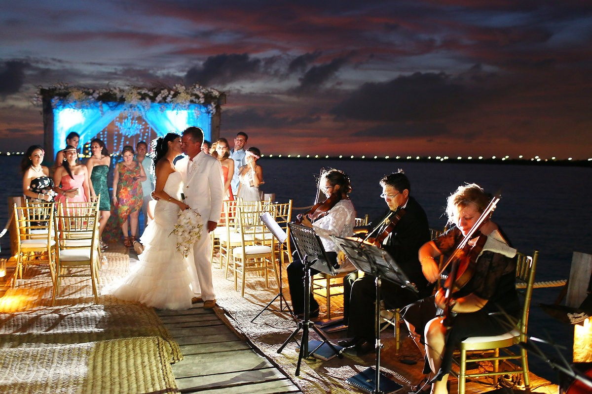 Intimate and private venues in Cancun and Riviera Maya
