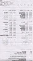 Royalton white sands Spa prices 01