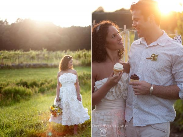 An absolutely stunning couple, in an absolutely stunning location!