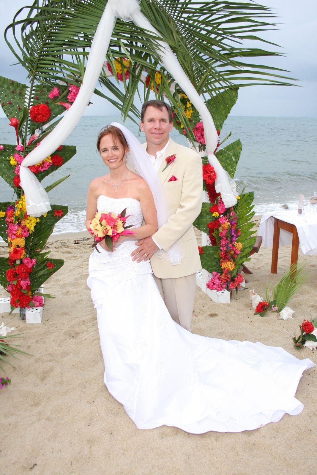 Belizean Dreams Beach Resort Wedding Destination