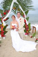 Belizean Dreams Beach Resort Wedding Destination