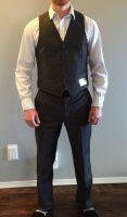 Kyle suit & vest