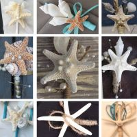 starfish boutonniere ideas