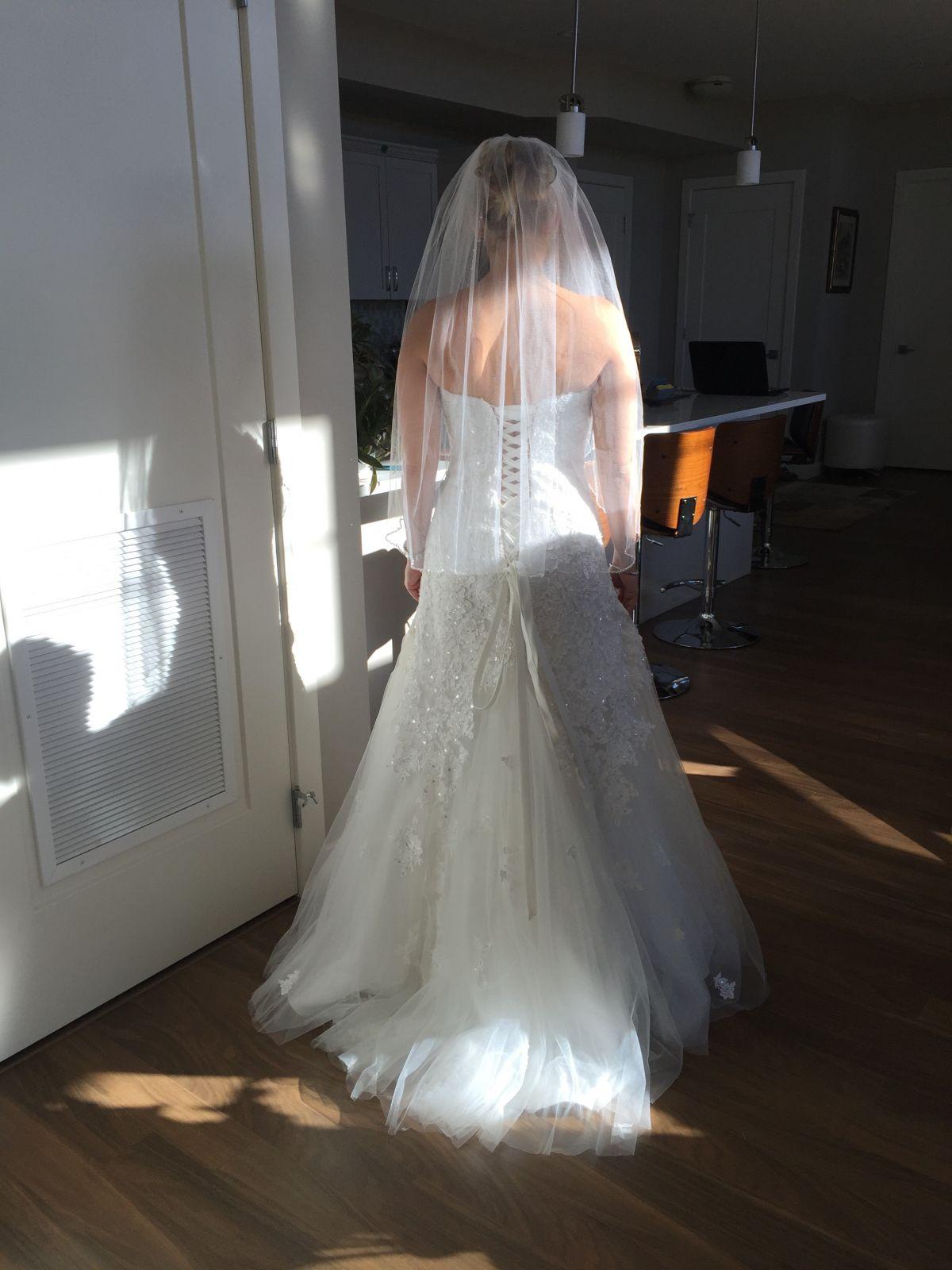 Dress- altered (back)