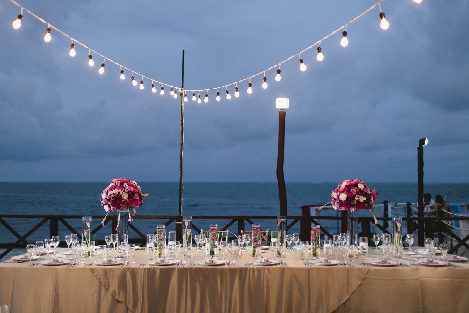 Reception - Bridal Party Table
