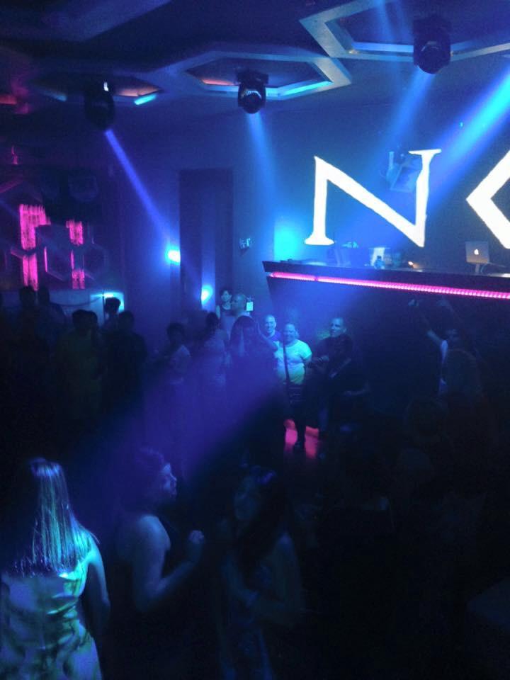 After party at Nior