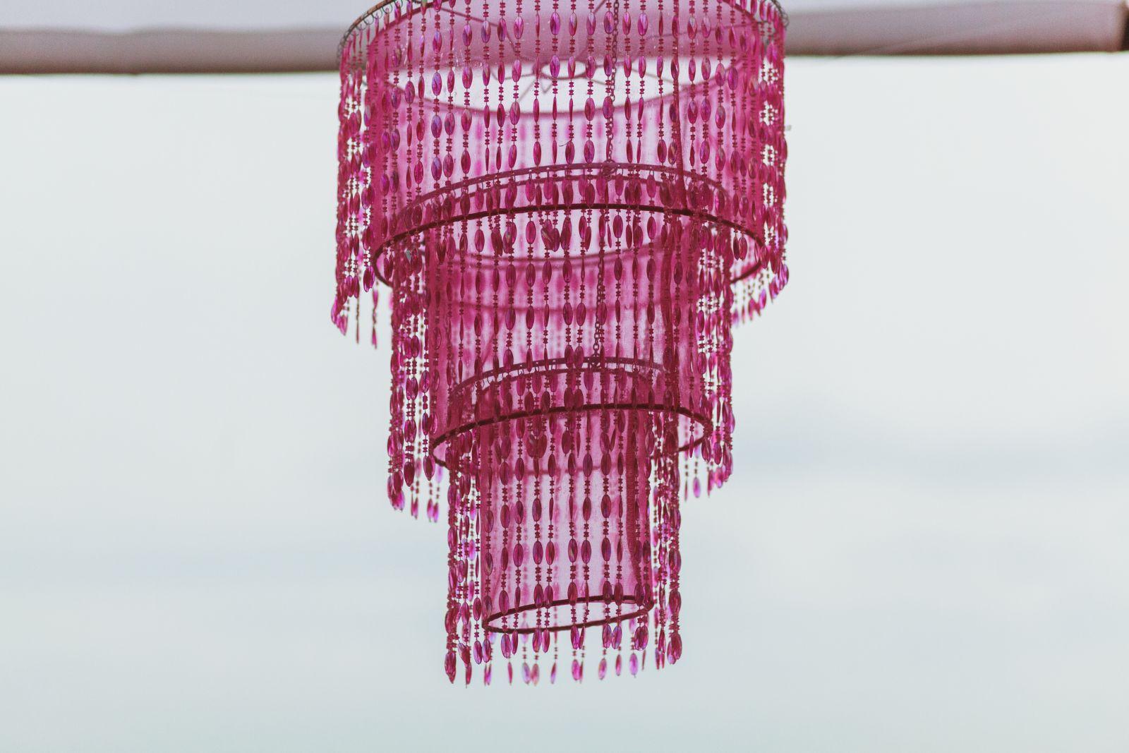 pink decoration