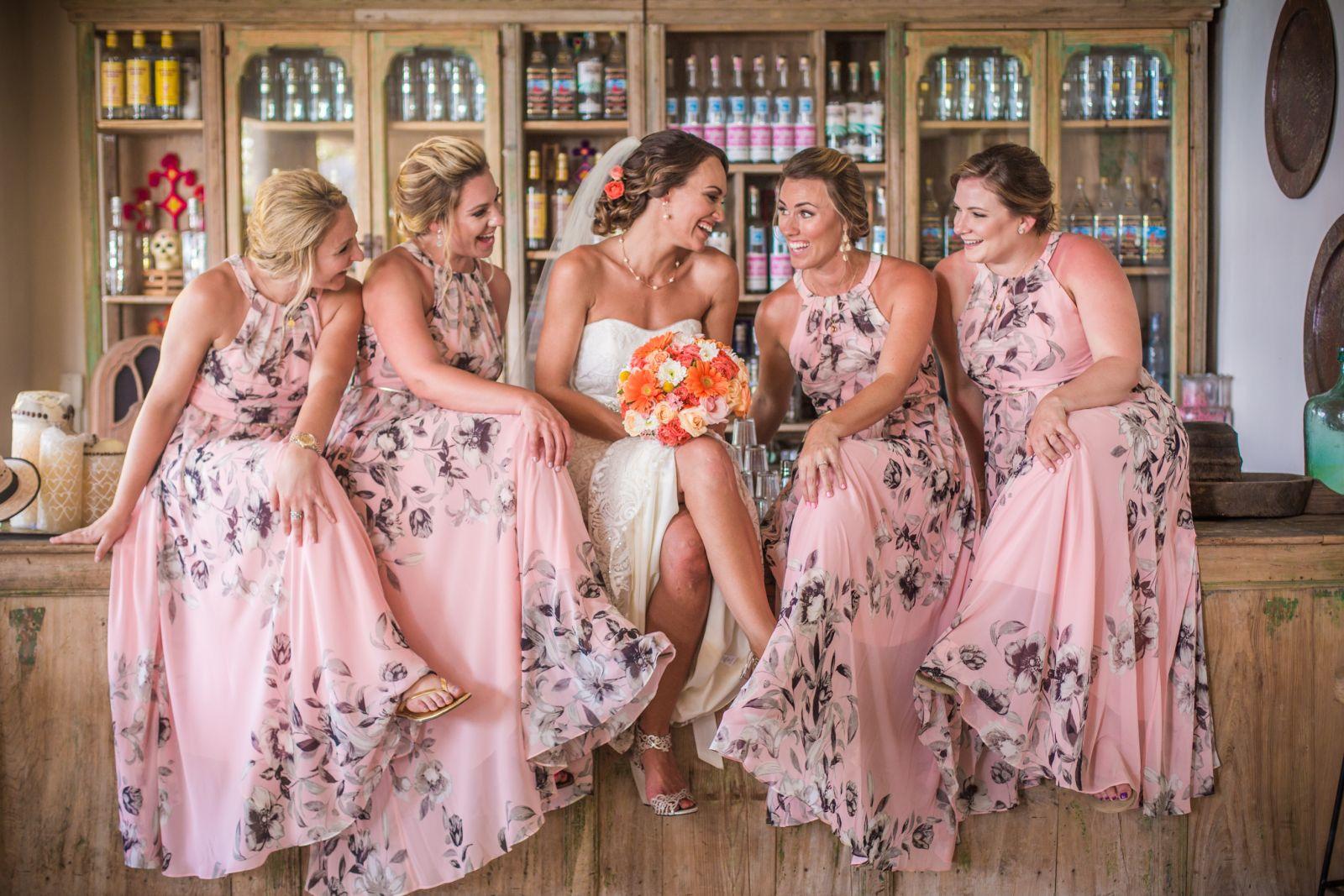 original bridesmaids dresses