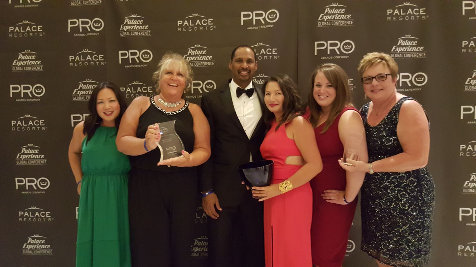 Palace Resorts Global Conference and Awards Event 2015