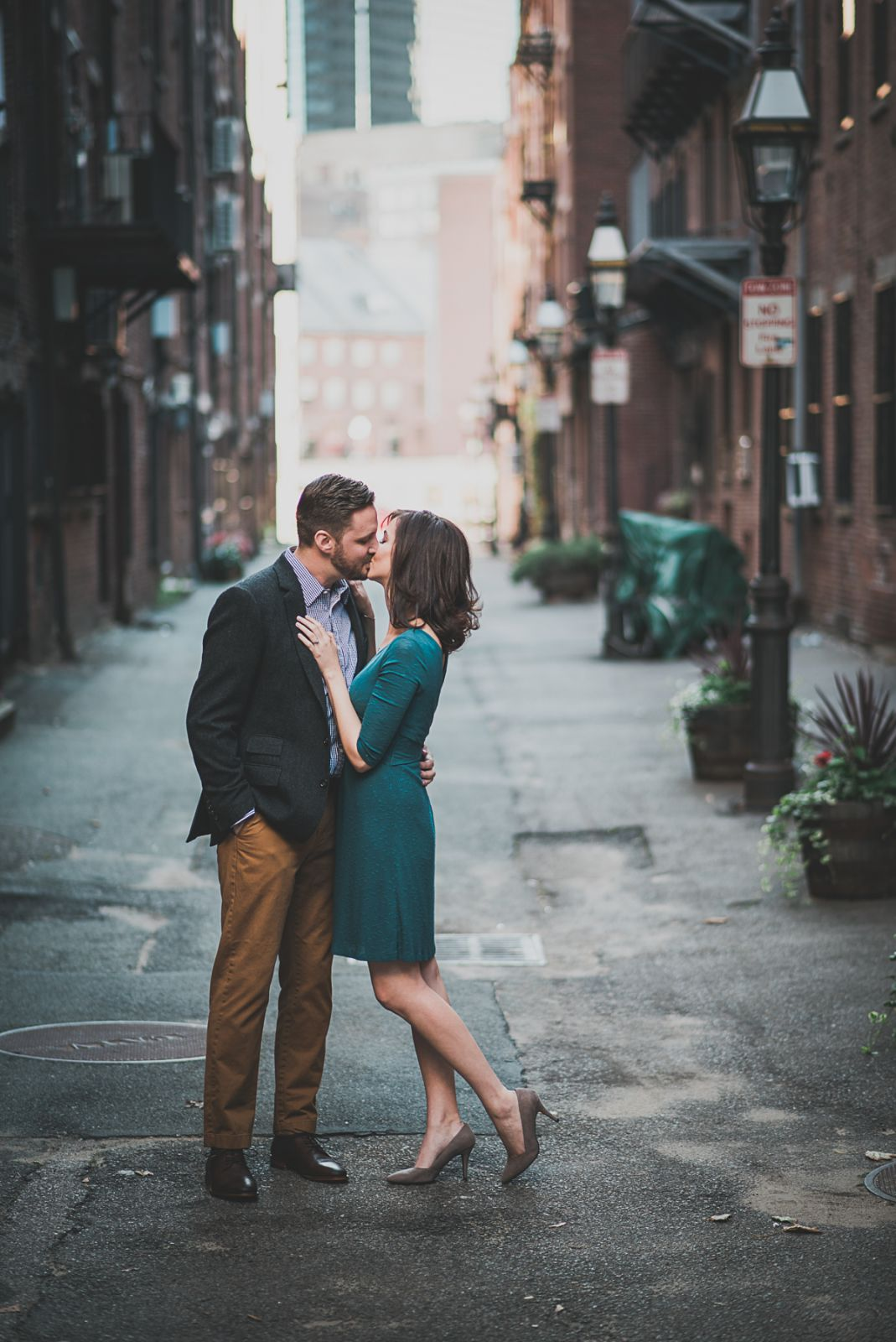 Some engagement photos